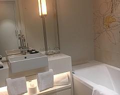 Bathroom at Camiral