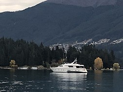 Queenstown boat charter