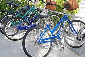 Jumby Bay Bikes