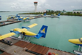 Sea Plane terminal