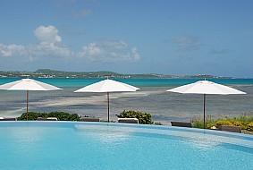 Pool Jumby Bay Antigua