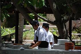 Huvafenfushi chefs