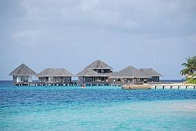 Huvafenfushi spa