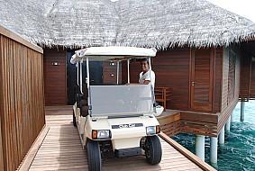 Huvafenfushi taxi