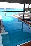 Huvafenfushi two bed water pavilion