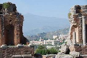 Greco Roman Theatre Taormina