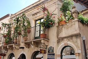 Taormina Balconies