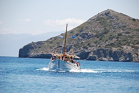 Crete - Elounda and Spinalonga