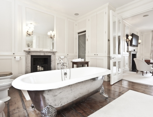 Luxury homes in London, LA, Paris and New York