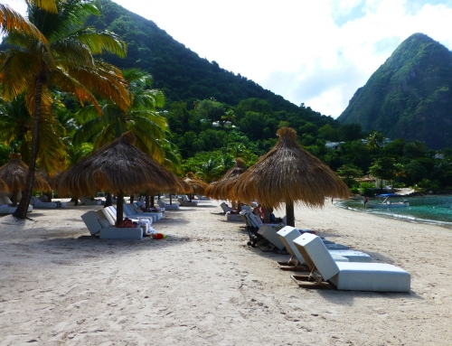 St Lucia – Viceroy Sugar Beach