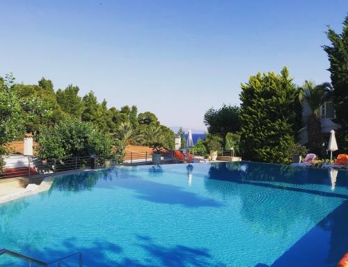 The Danai Beach Resort, Halkidiki, Greece