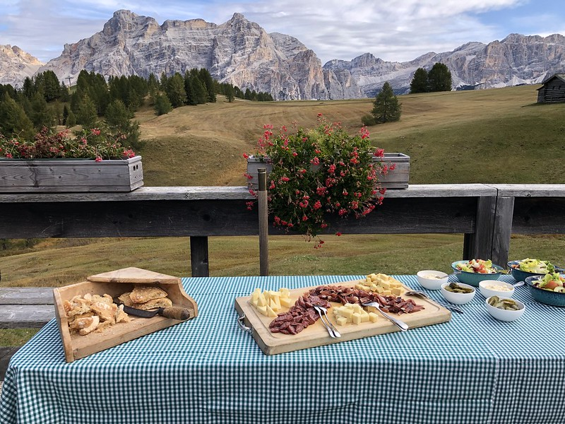 Dolomites luxury travel